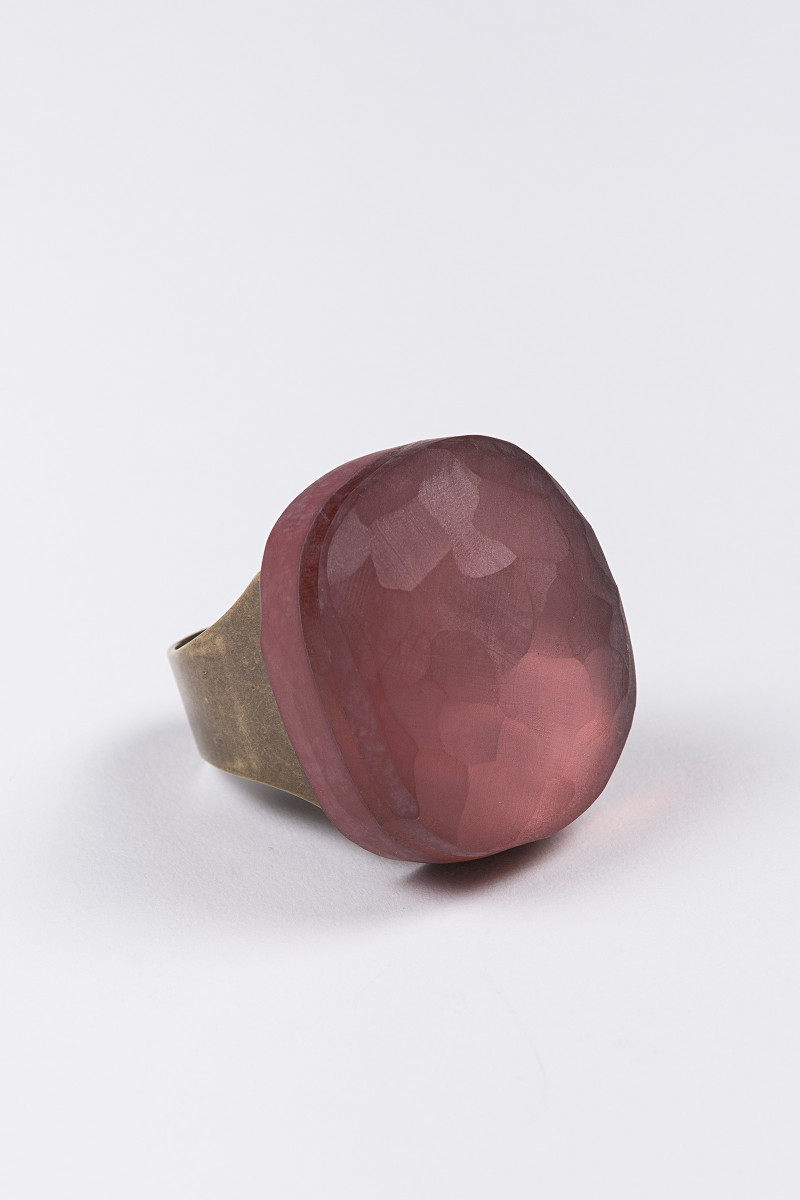 Pink Stone Ring cover