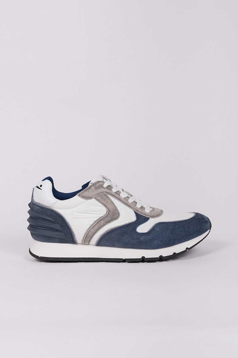 Blue-White Liam Power Sneakers cover