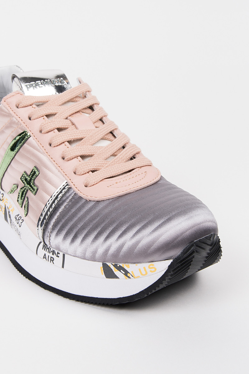 Gray-Pink Conny Sneakers cover