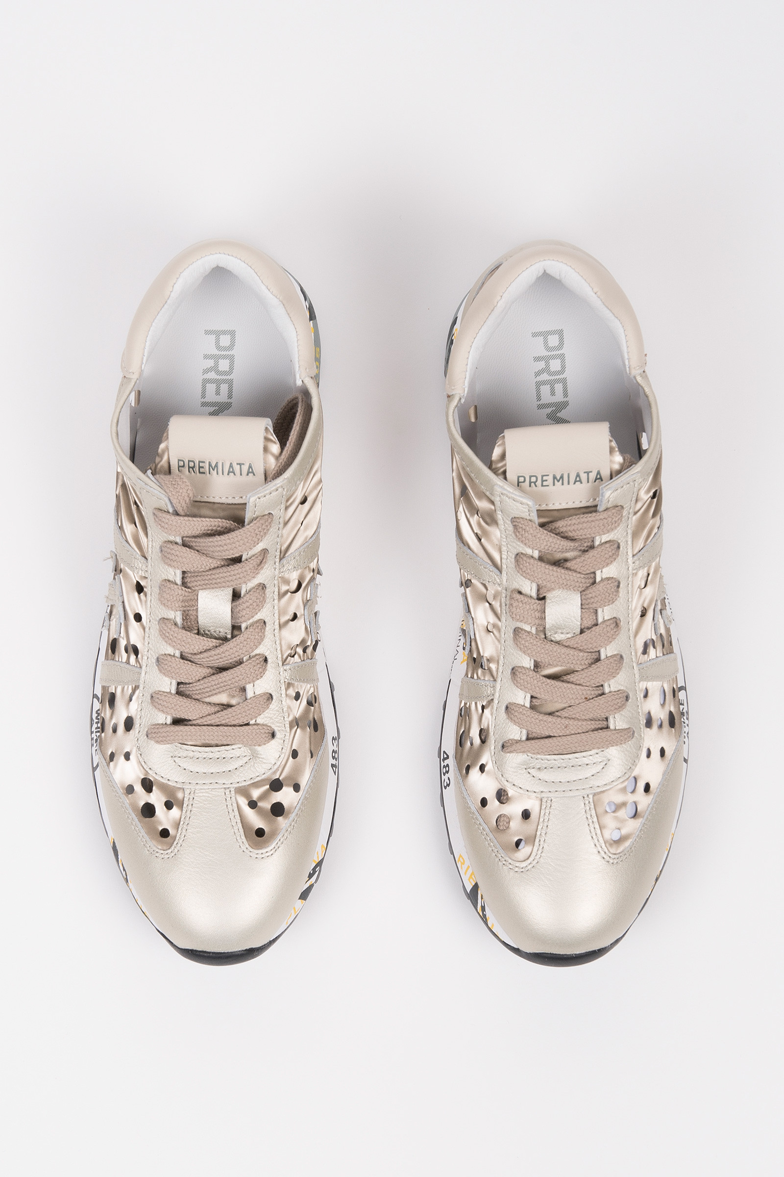 Zapatillas Lucy Marfil frontal