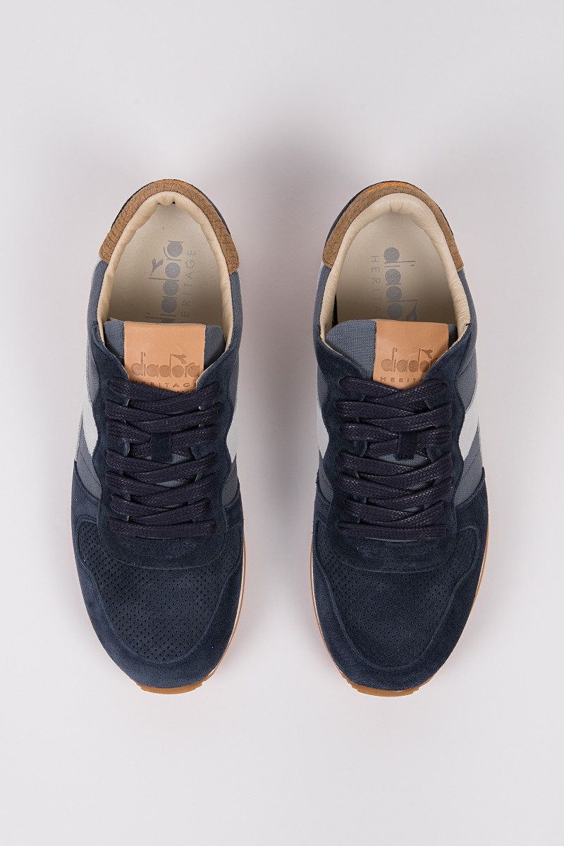Navy Blue Camaro H 1985 Sneakers cover