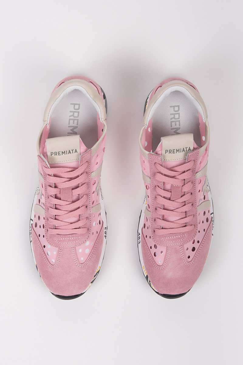 Pink Lucy Sneakers cover