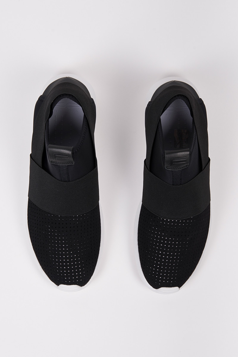 Zapatillas Twins Clean Negro portada