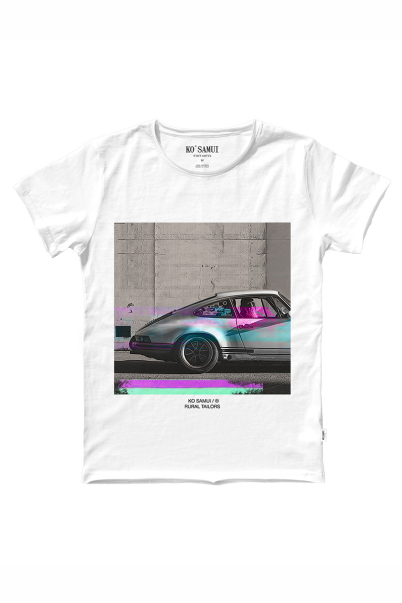 Camiseta Speed portada