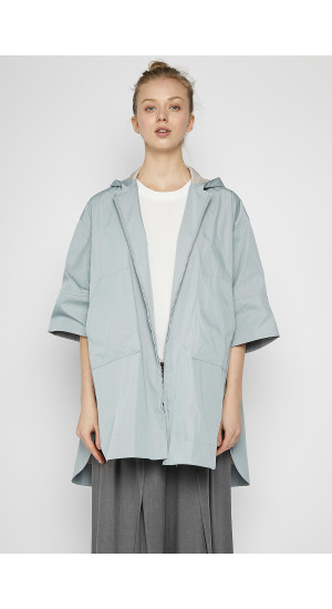 Light Blue Trench cover