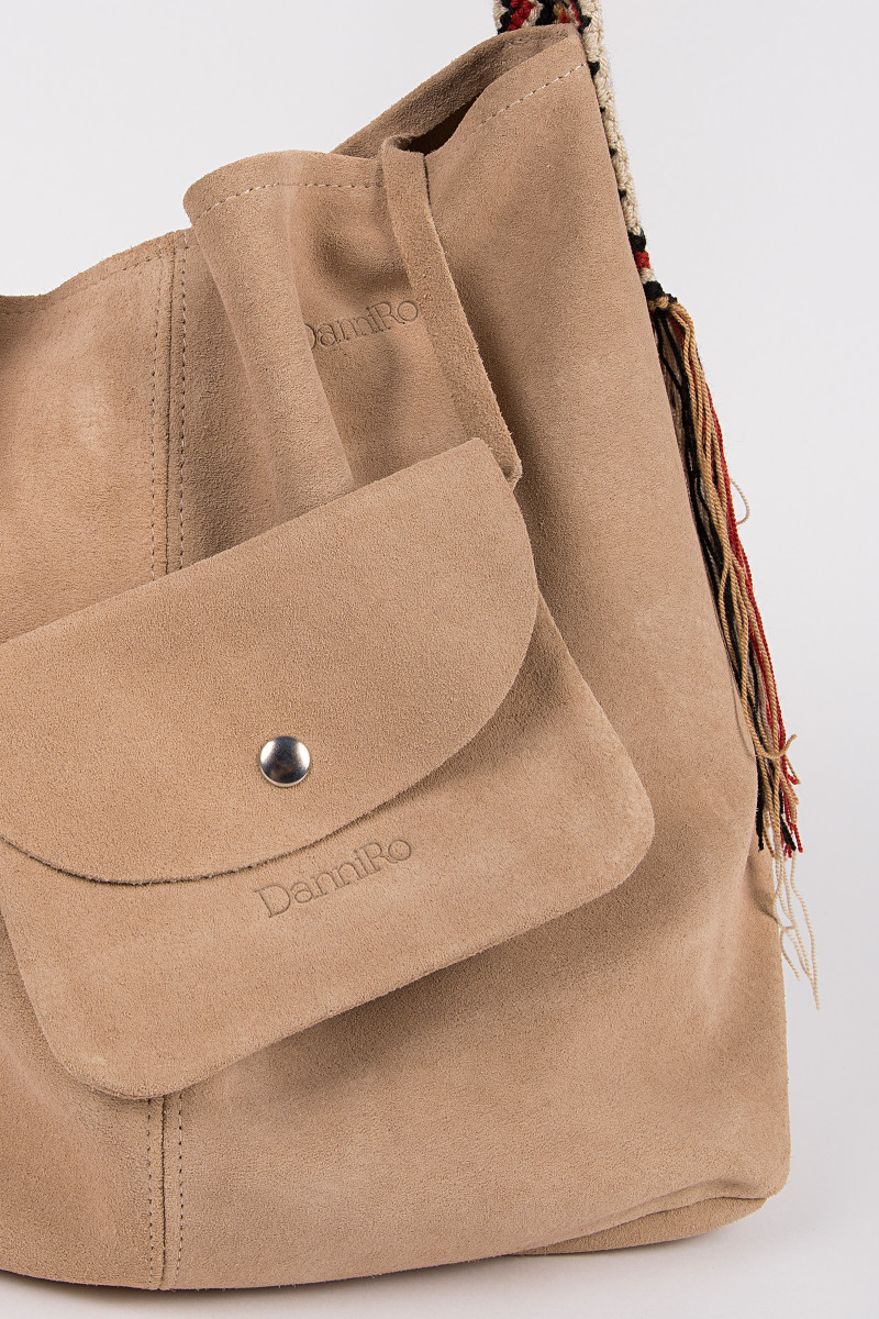 Beige Nao Bag cover