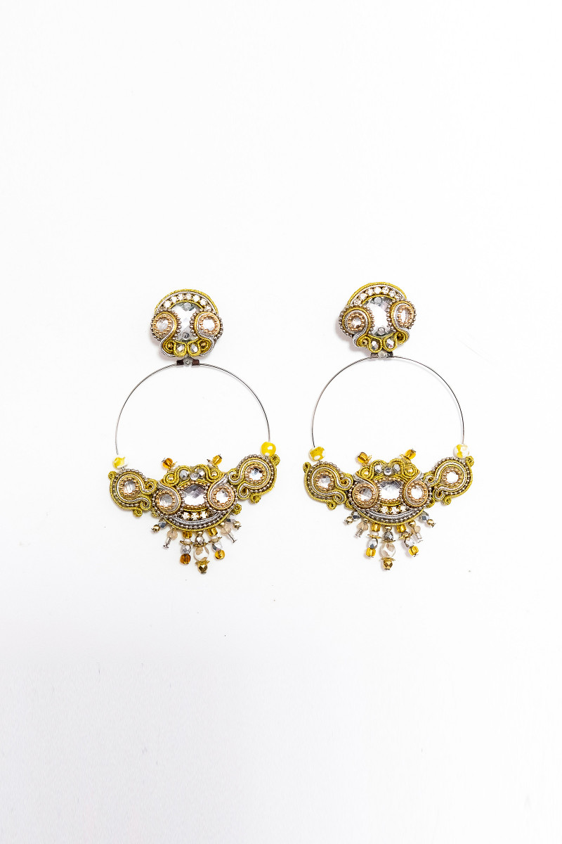 Catedral Earrings cover