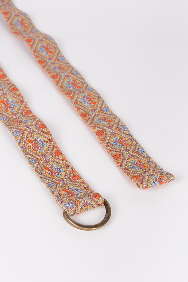 Printed Elastic Belt cover