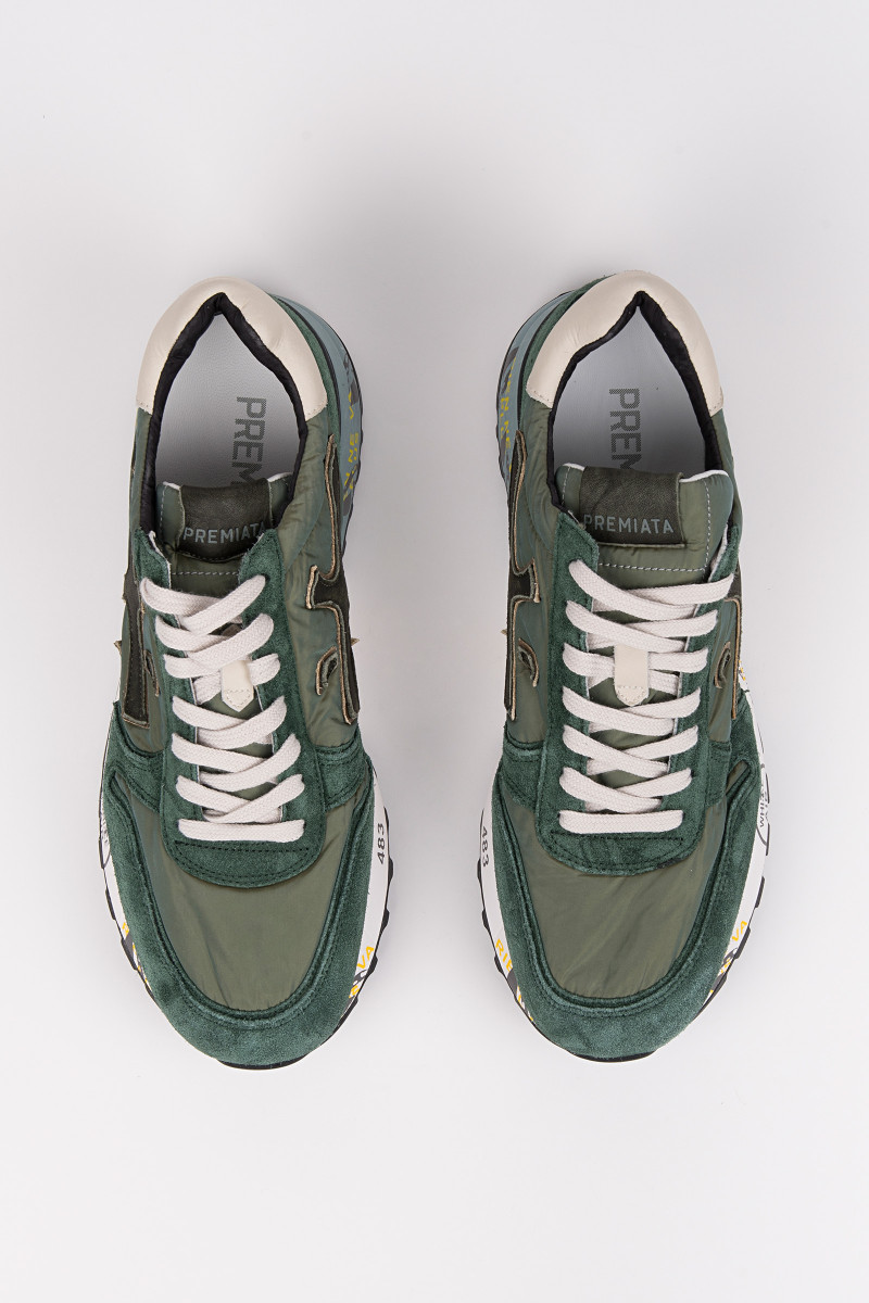 Green Mick Sneakers cover