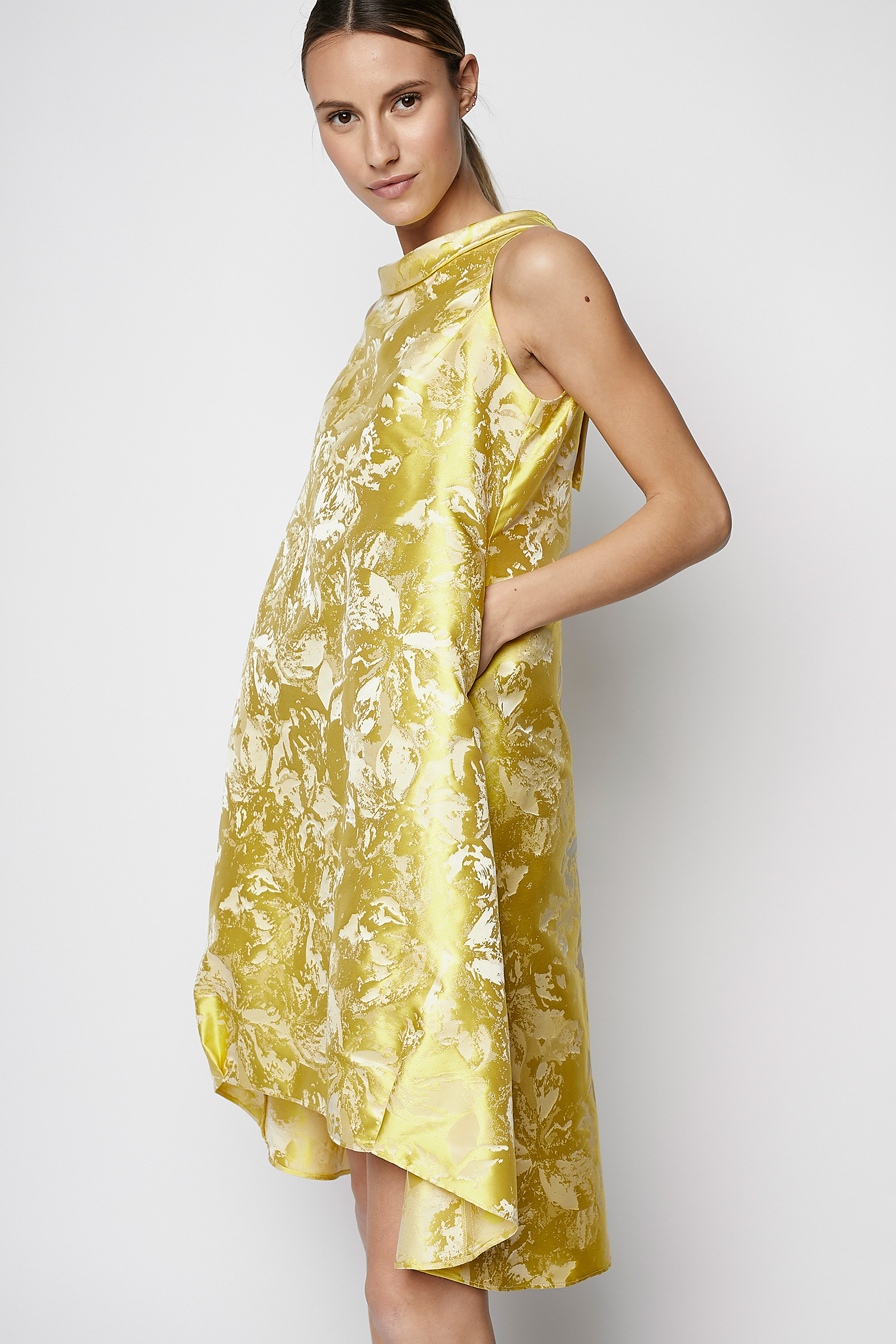 Golden Party Dress cover