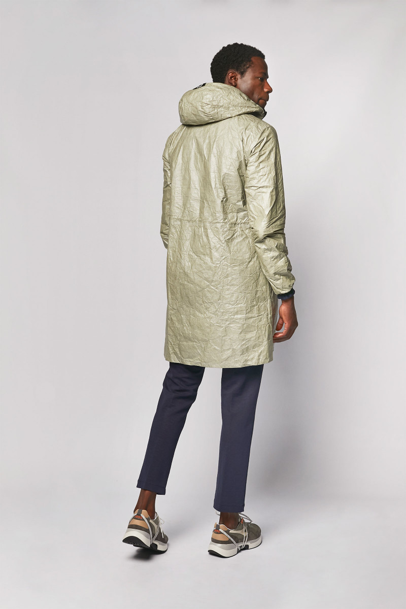 Unisex Waterproof Long Jacket
