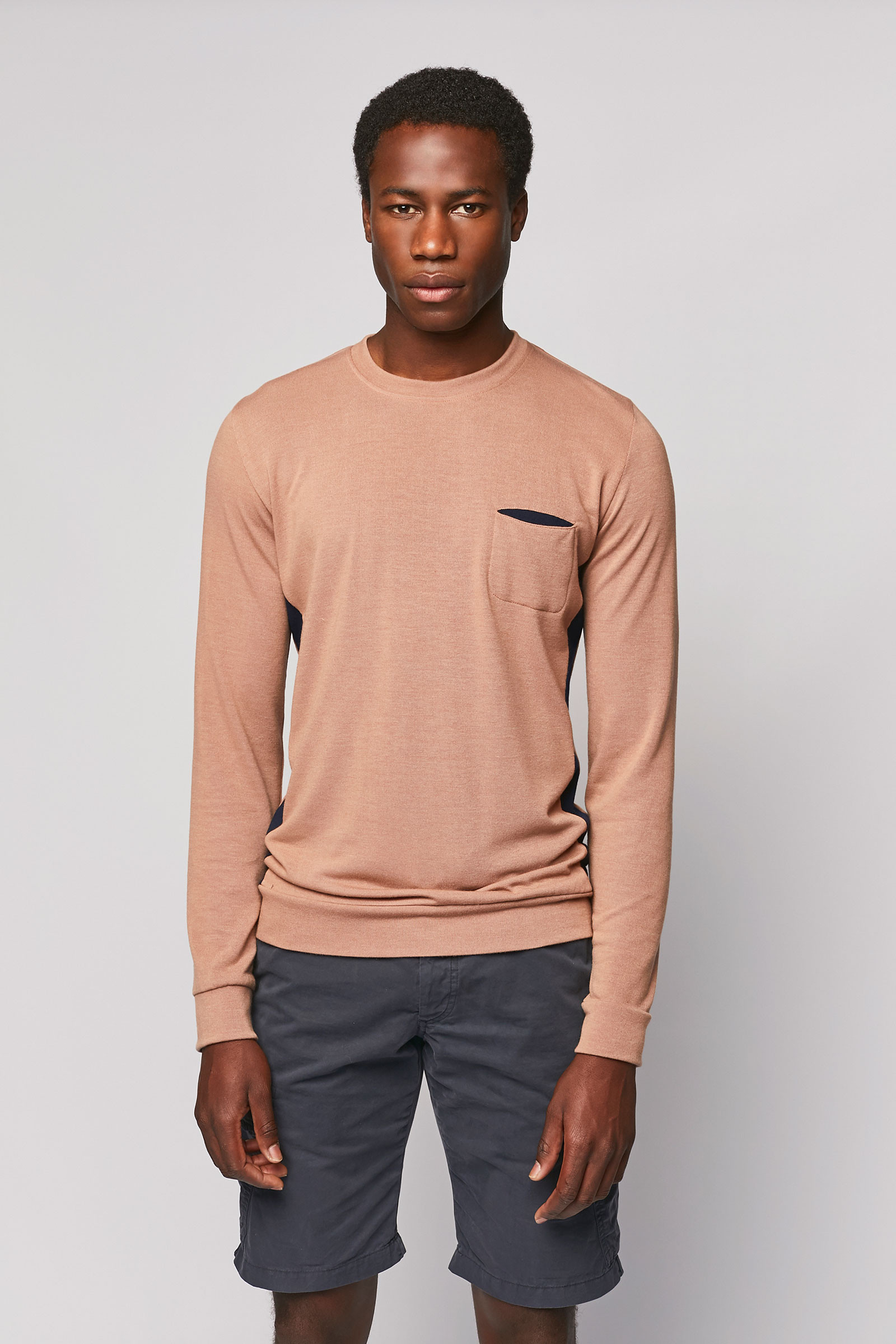 Aged Pink Pullover cover