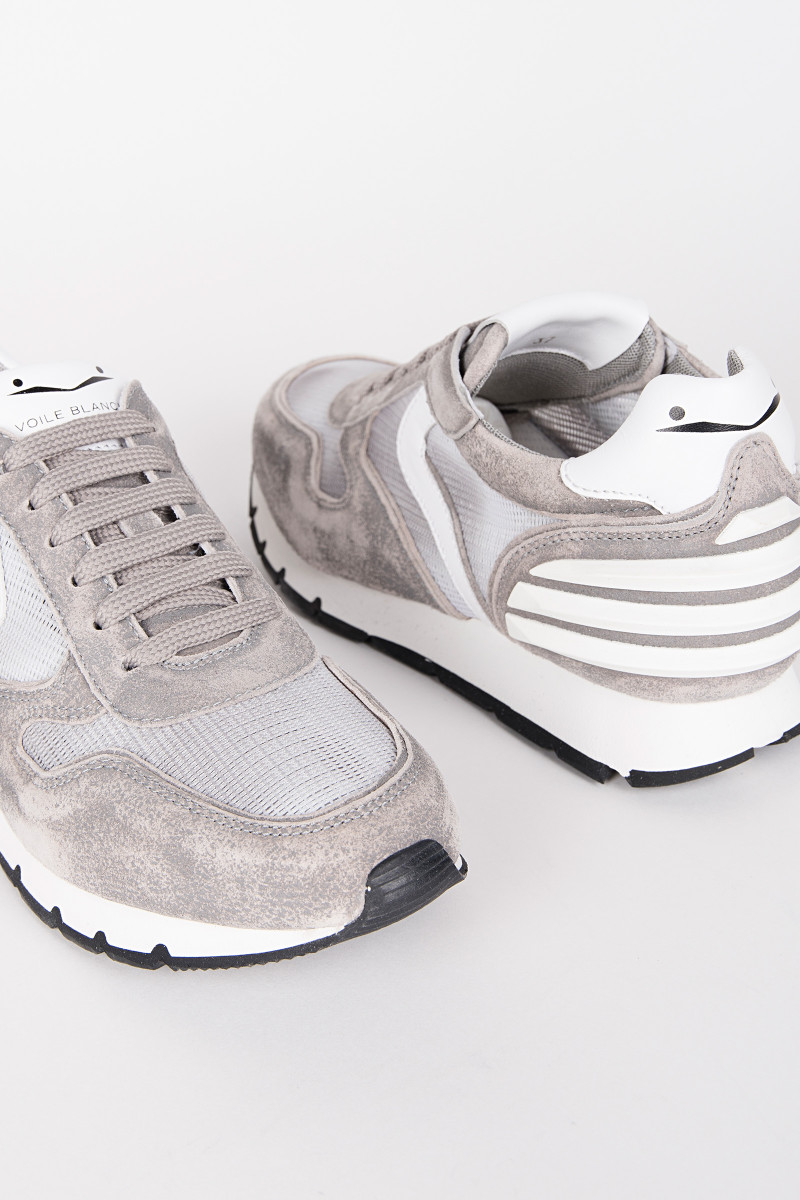 Grey Julia Power Mesh Sneakers cover