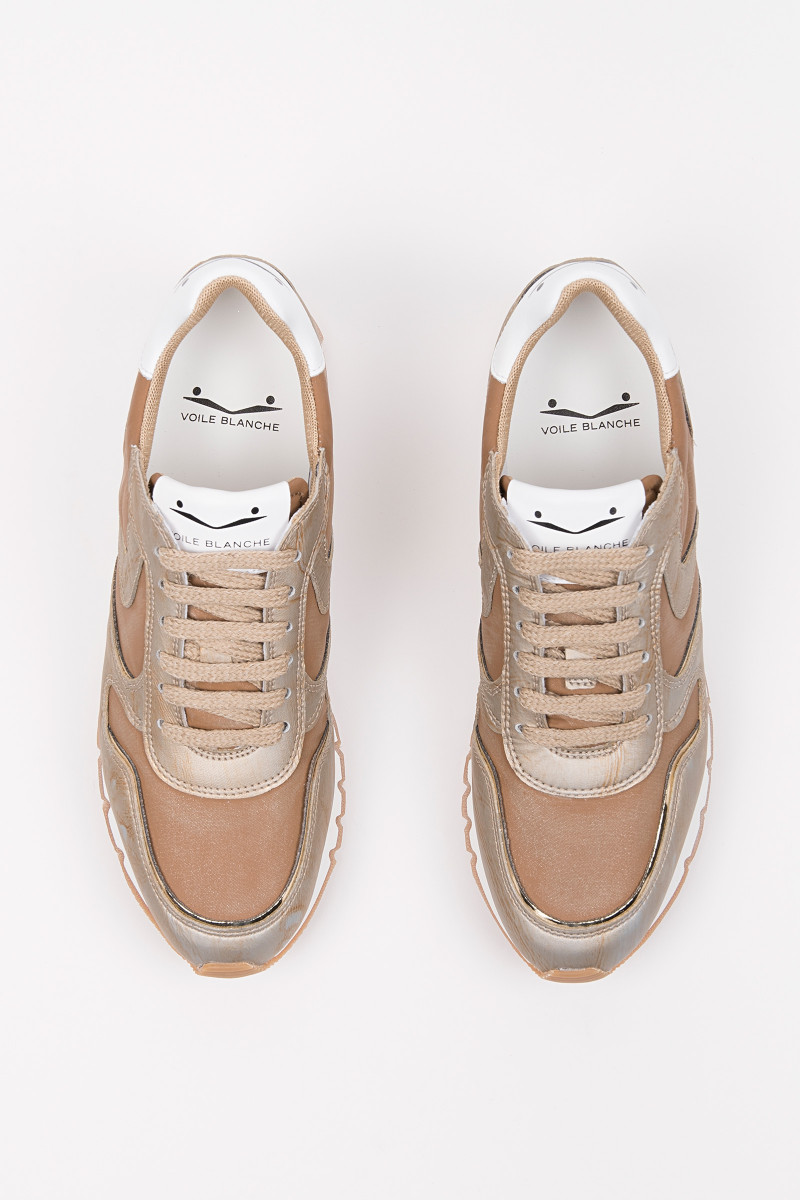 Beige Color Julia Ghiaia Sneakers cover
