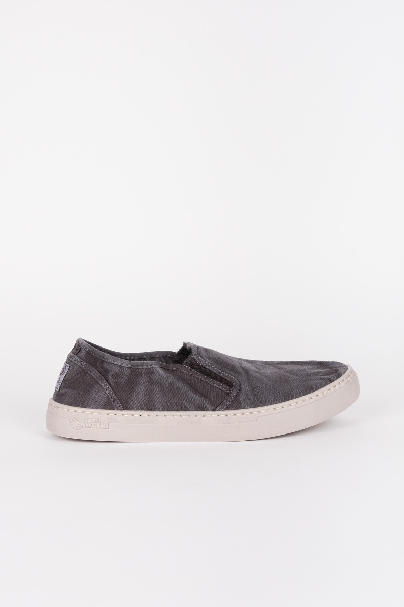 Black Slip-On Sneakers cover