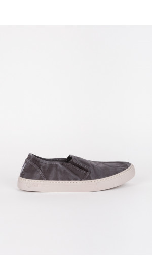 Zapatillas Slip On Negras portada