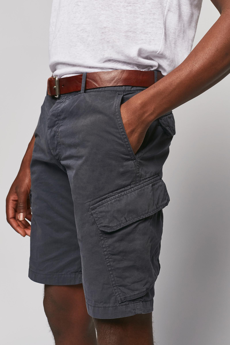 Blue Short Trousers cover