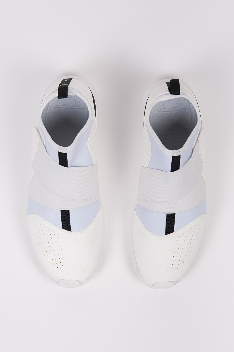 White Twins Nose Sneakers cover
