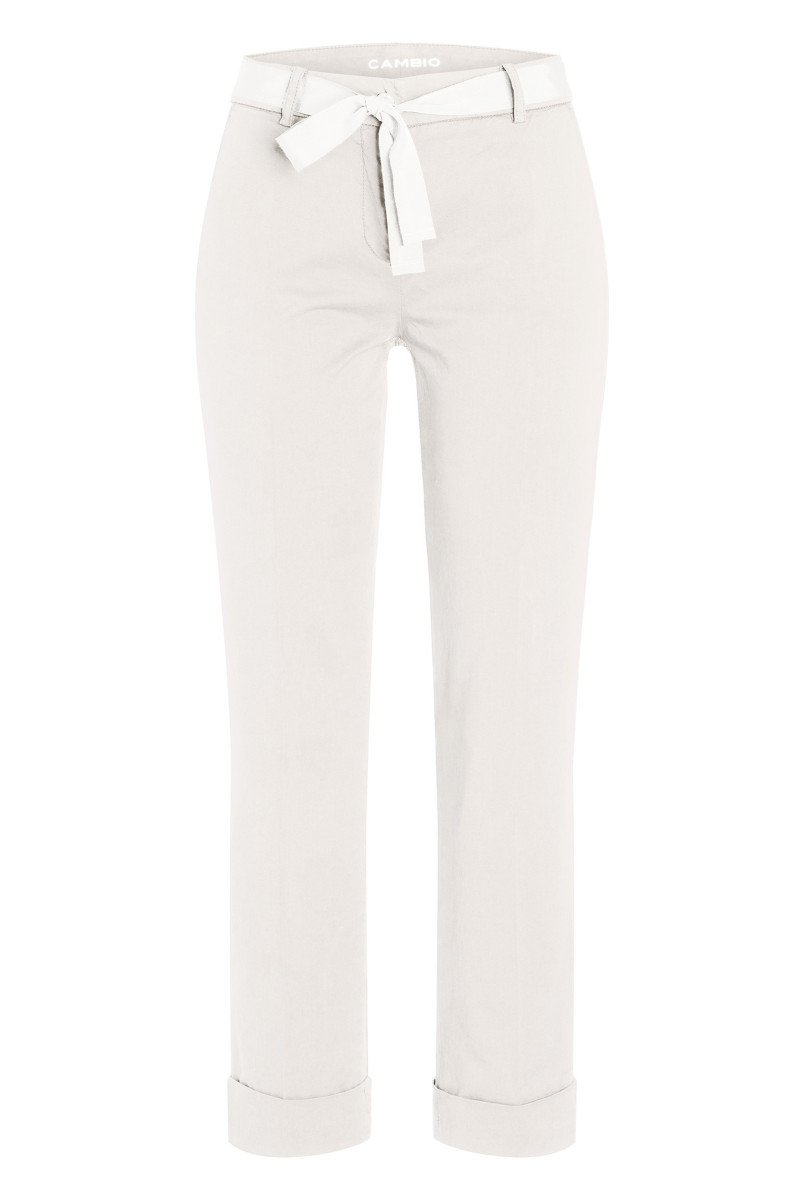 White Trousers cover