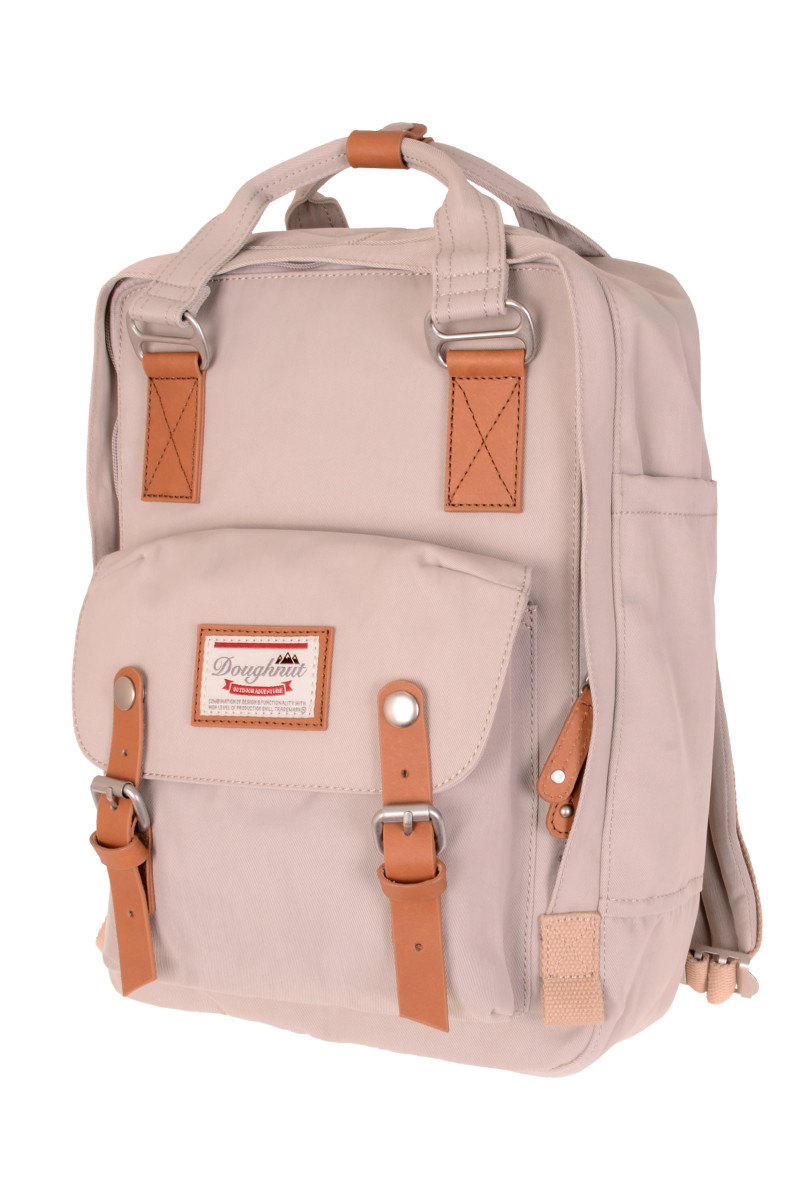 Doughnut Ivory Backpack cover