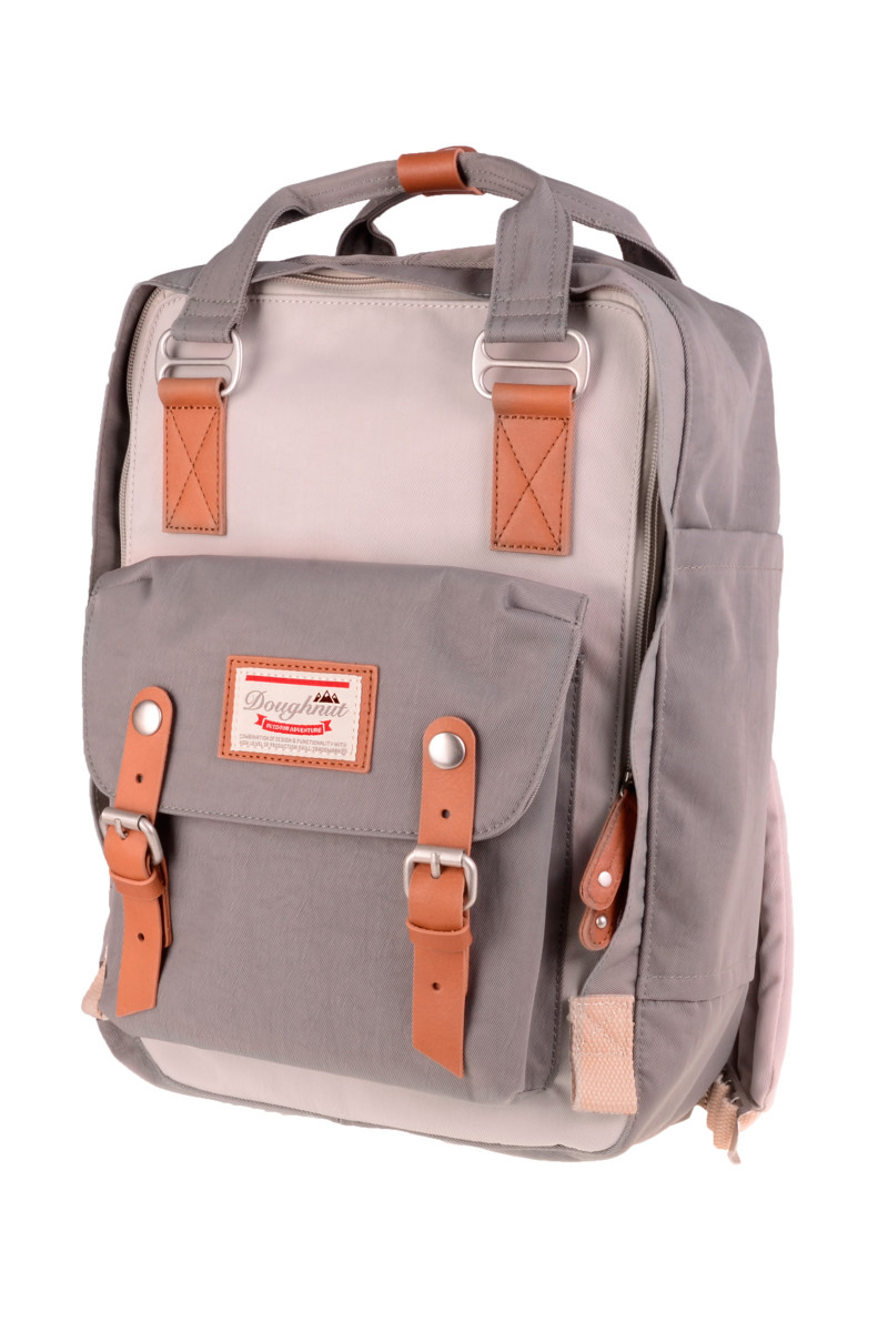 Doughnut Ivory-Light Grey Backpack cover