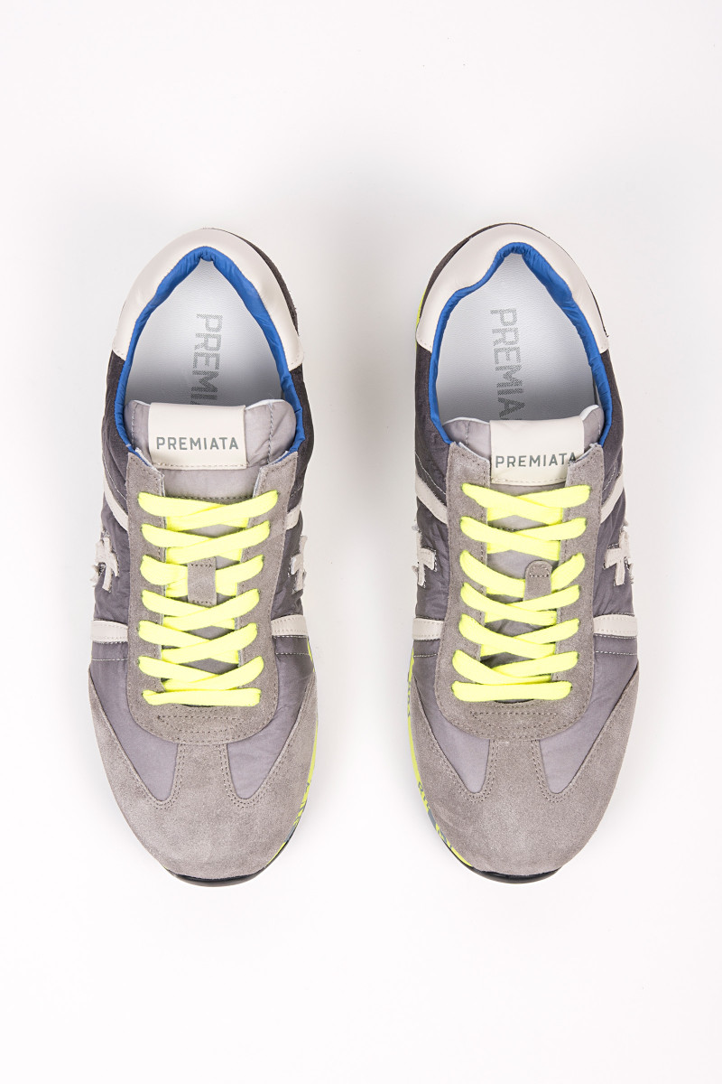 Neon-Grey Lucy 1313E Sneakers cover