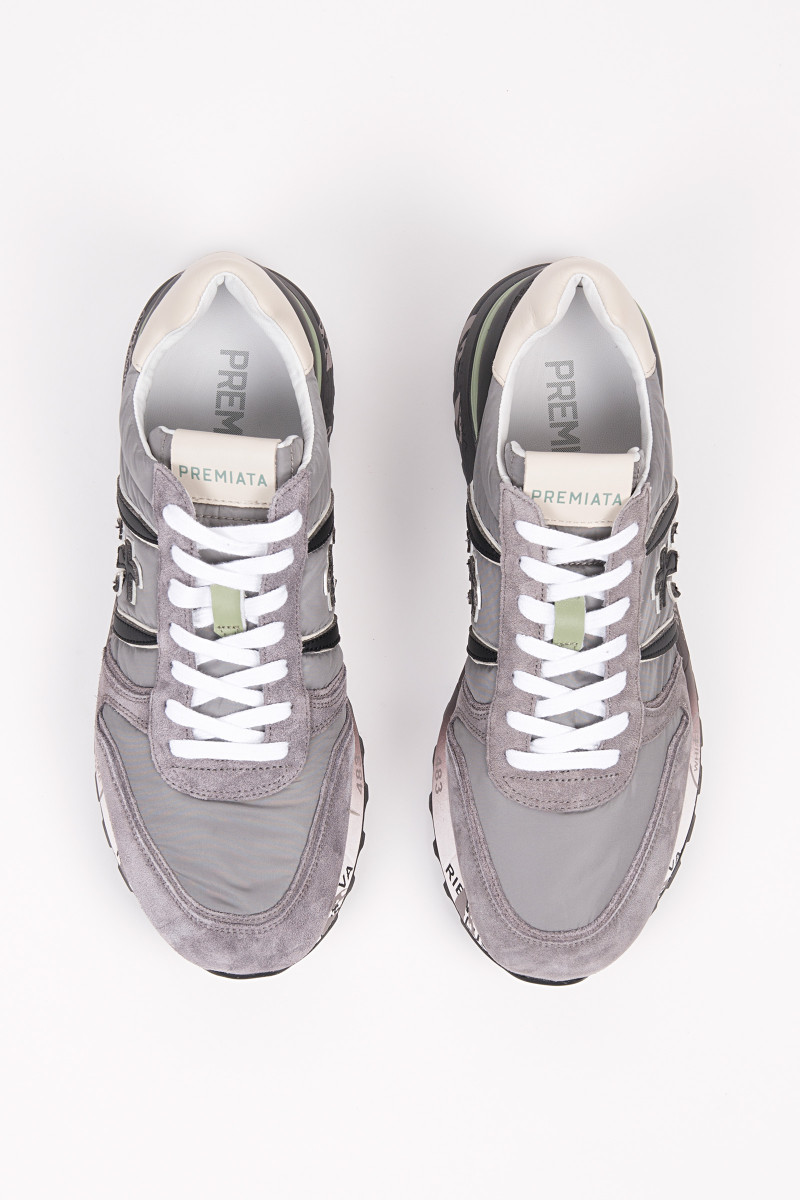 Grey Lander Sneakers cover