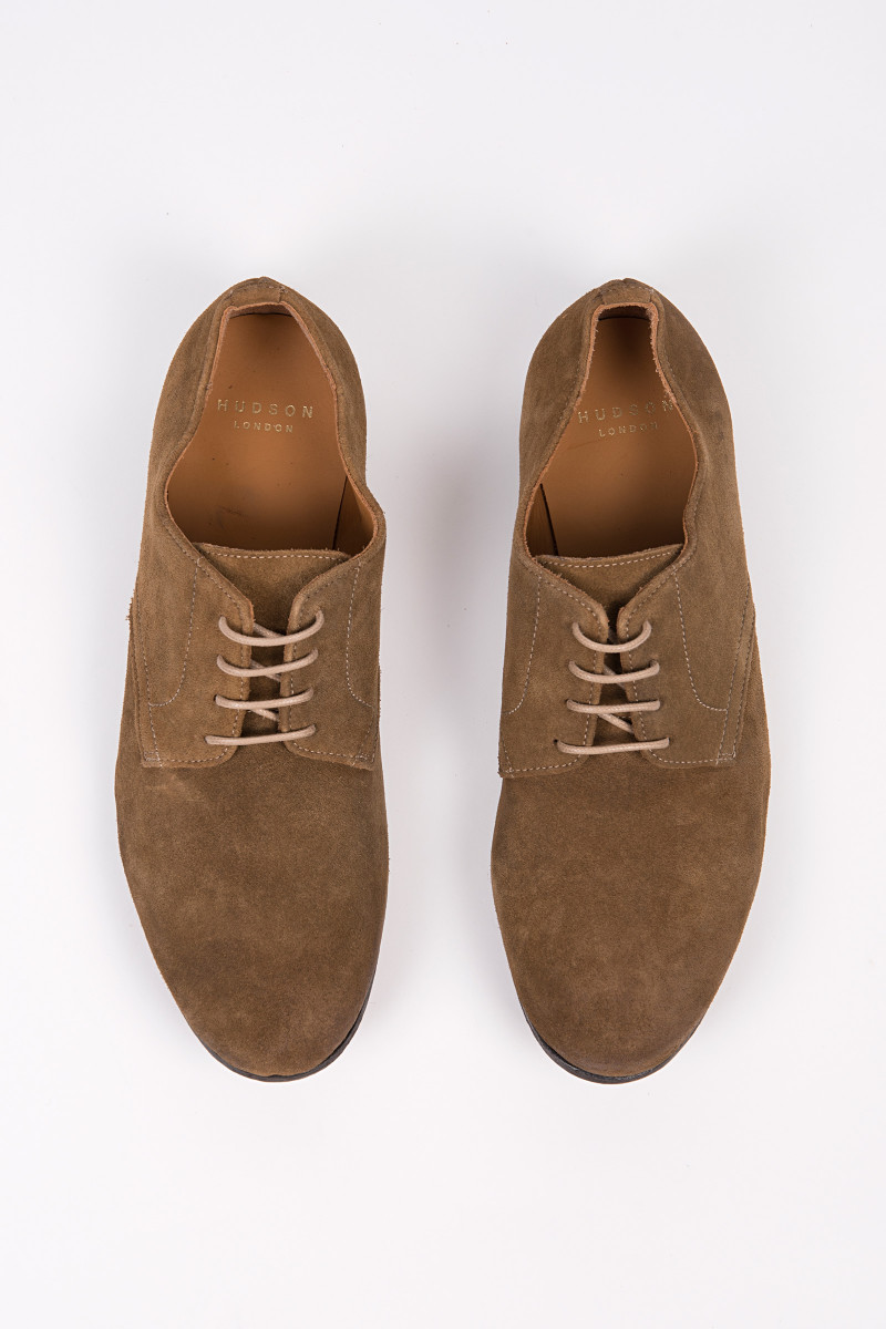 Tobacco Suede Shoes cover