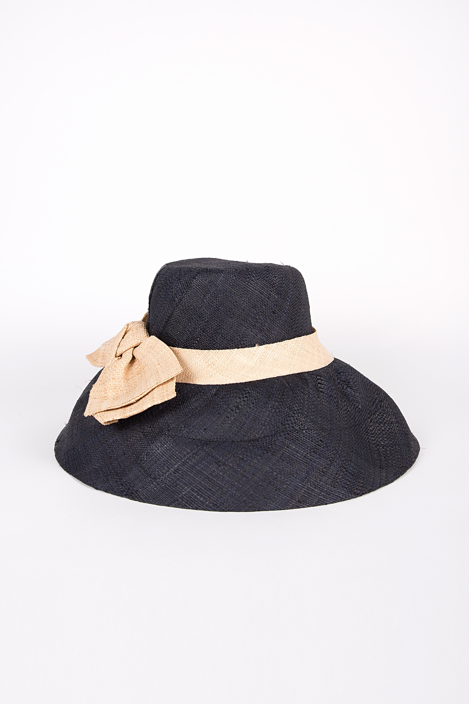 Black Hat with Bow cover