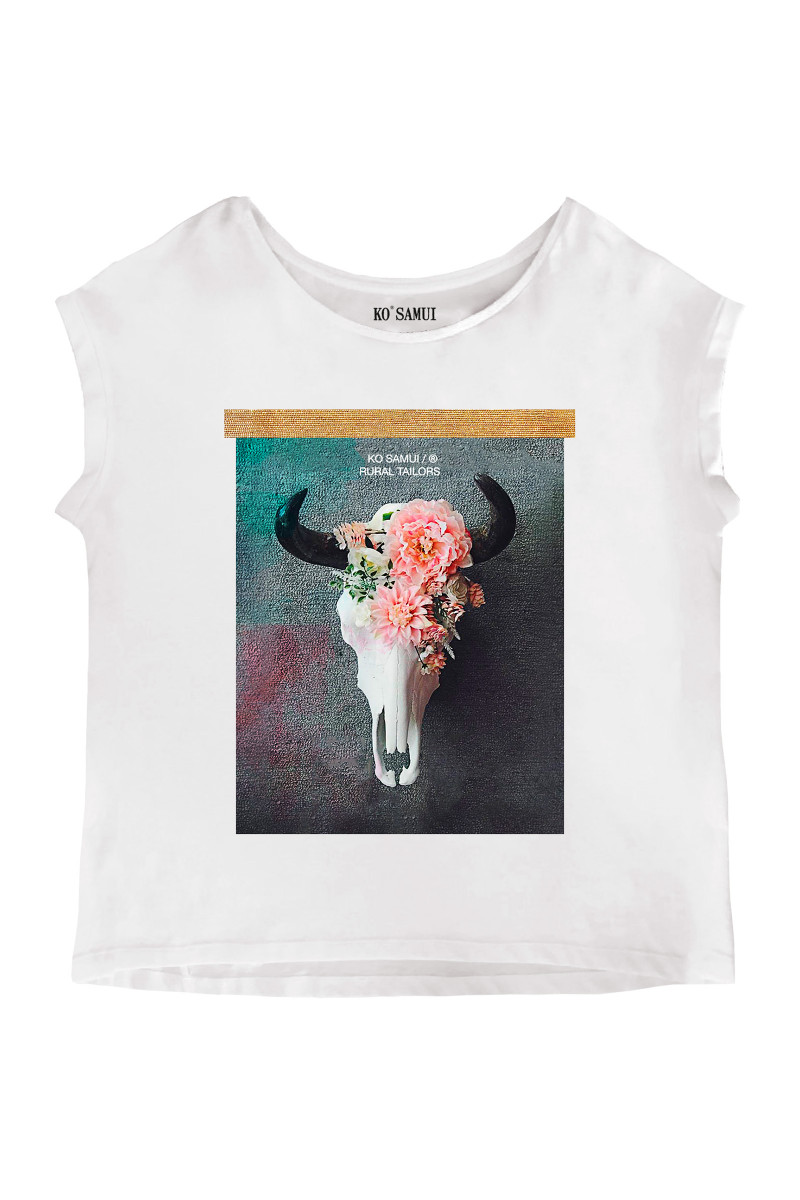 White Buffalo T-Shirt