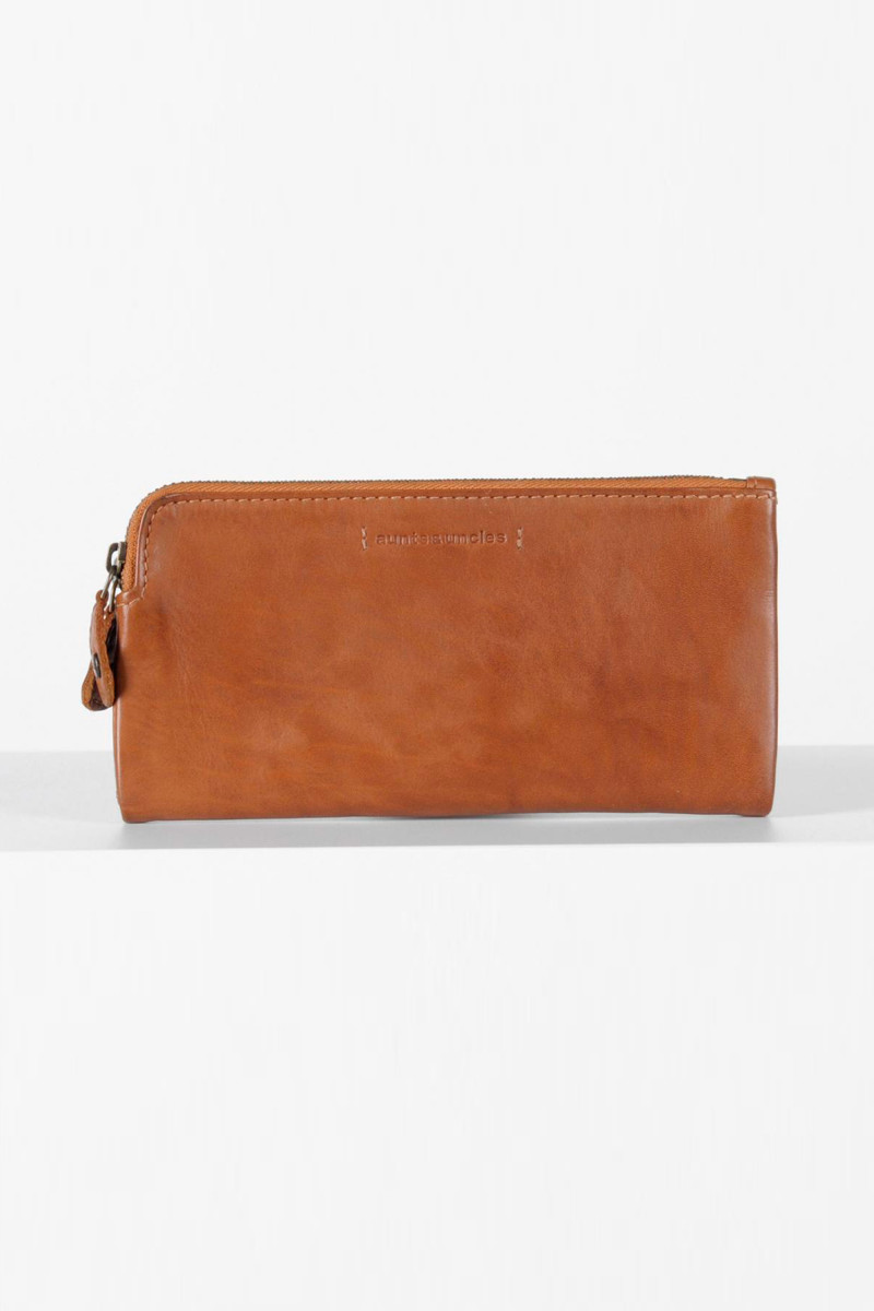 Cognac Color Wallet cover