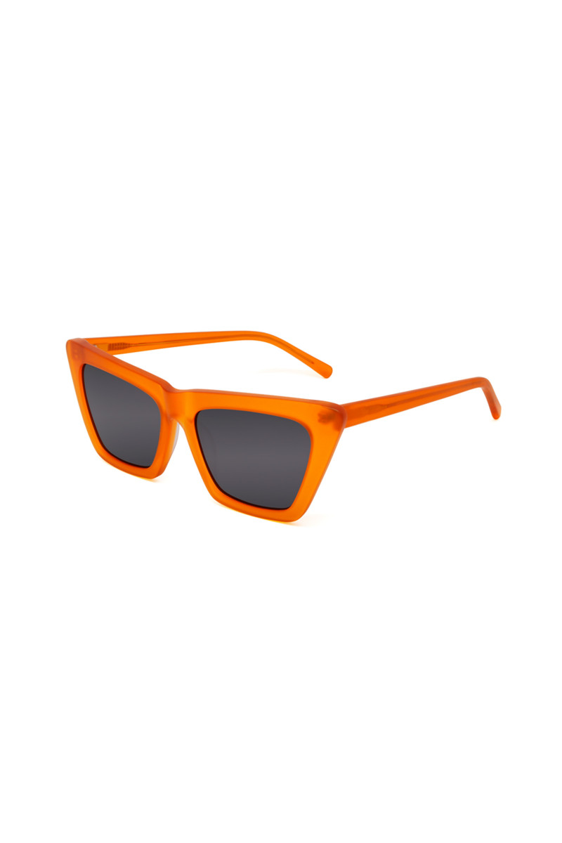 Orange Matte Sigma 2.0 Sunglasses cover