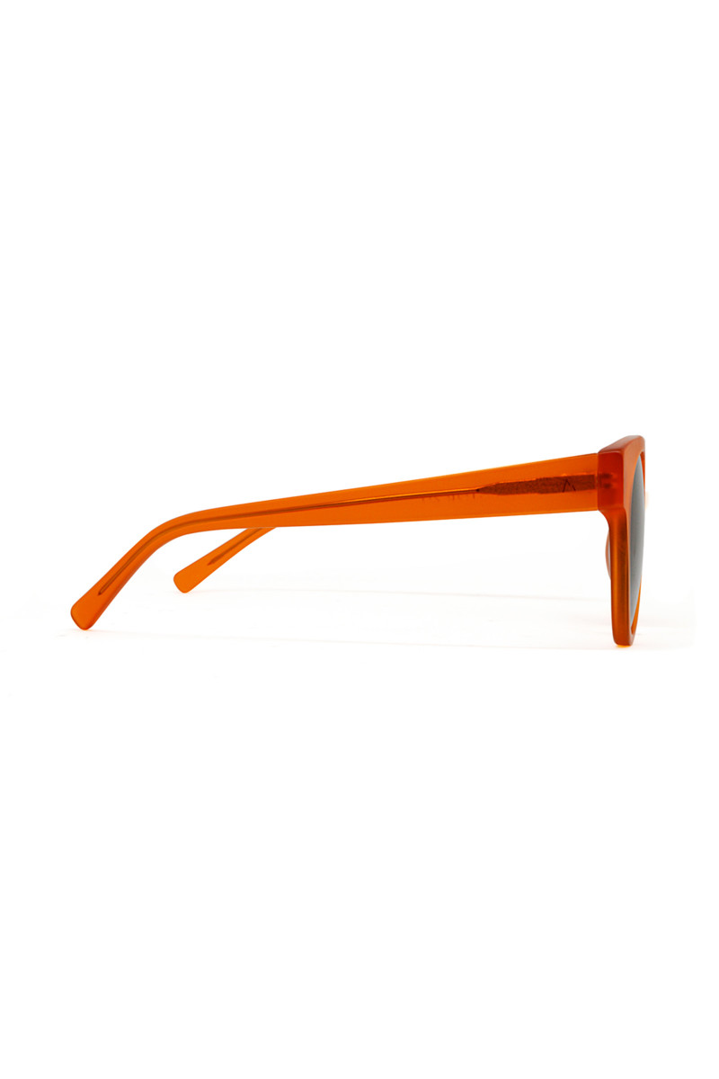 Orange Matte Vector 2.0 Sunglasses cover