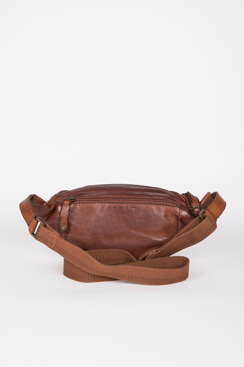Oslo 009 Cognac Fanny Pack cover
