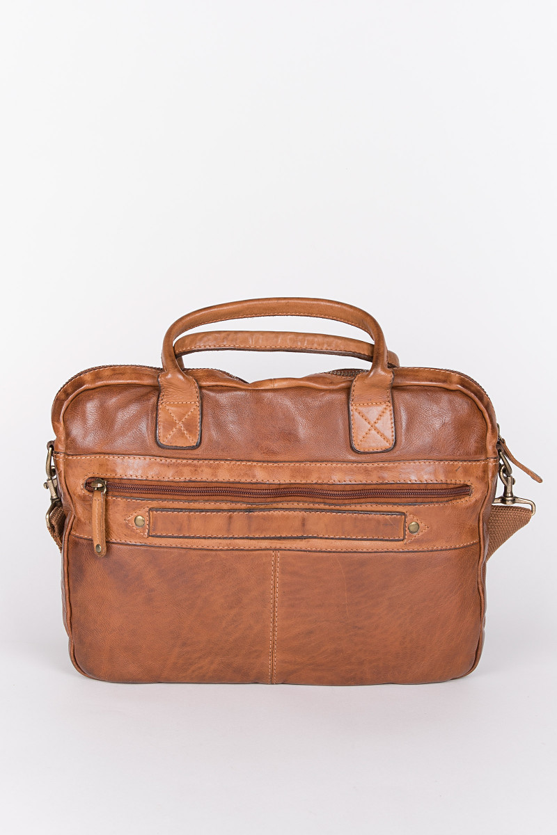 Cognac Oslo 003 Briefcase cover