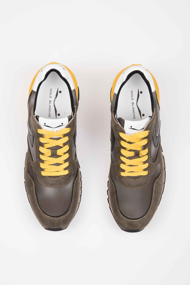 Liam Power Taupe- Yellow...