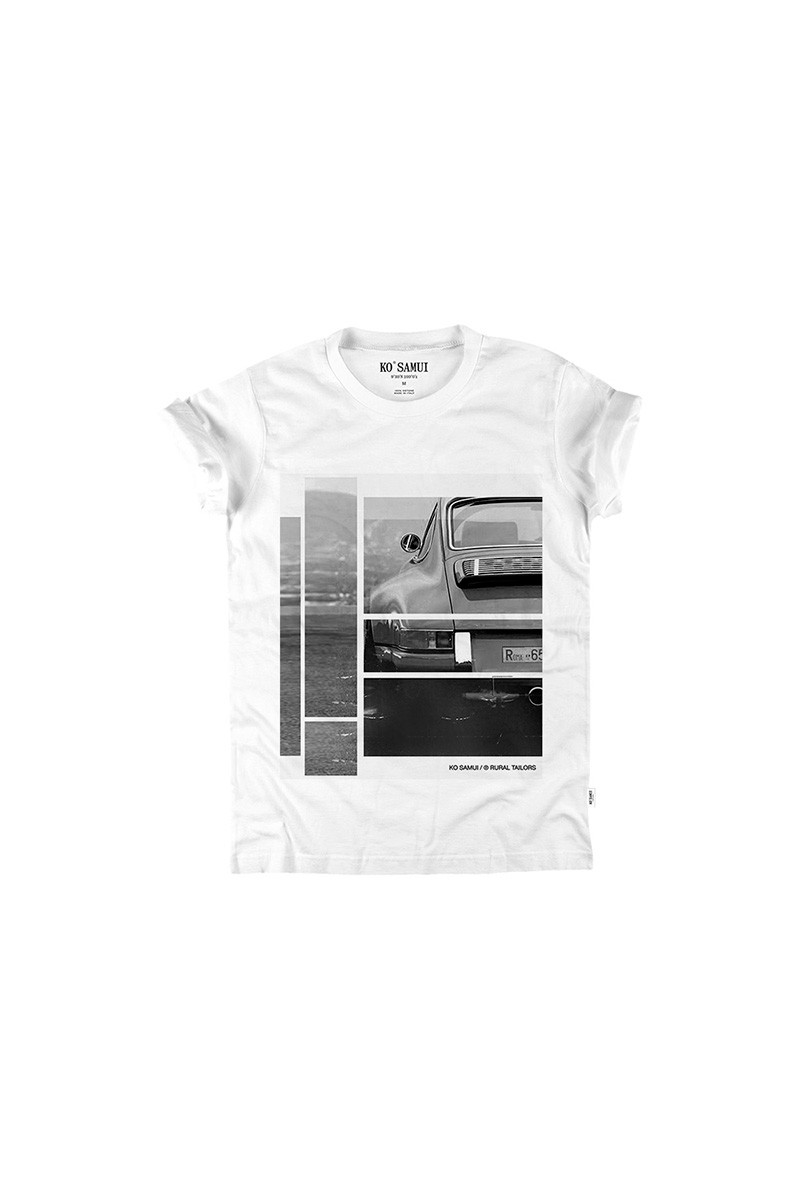 Parking T-shirt  Eduardo & Elisa Rivera - Kosamui