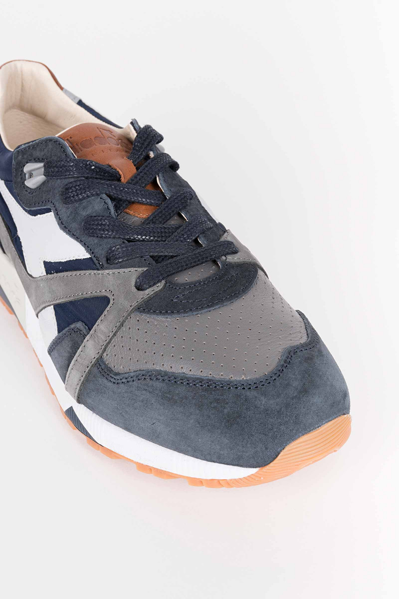 lowest price 19b26 24282 Blue Diadora N9000 H ITA Sneakers