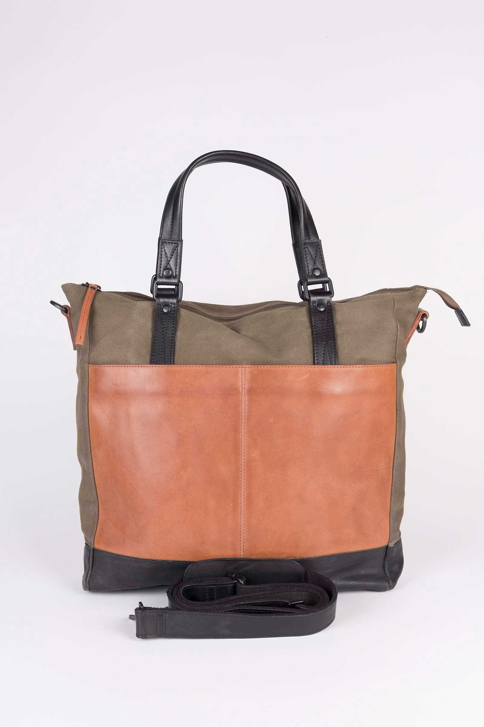 Legend Bicolor Bag Eduardo & Elisa Rivera - Legend