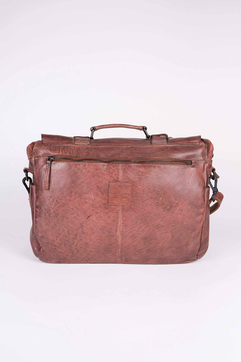 Brown Legend Briefcase