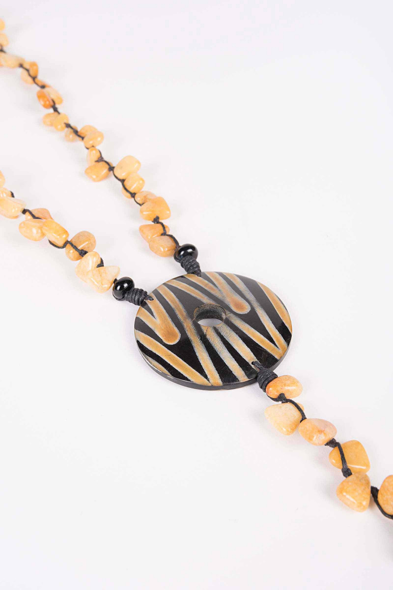 Urano Amber Necklace