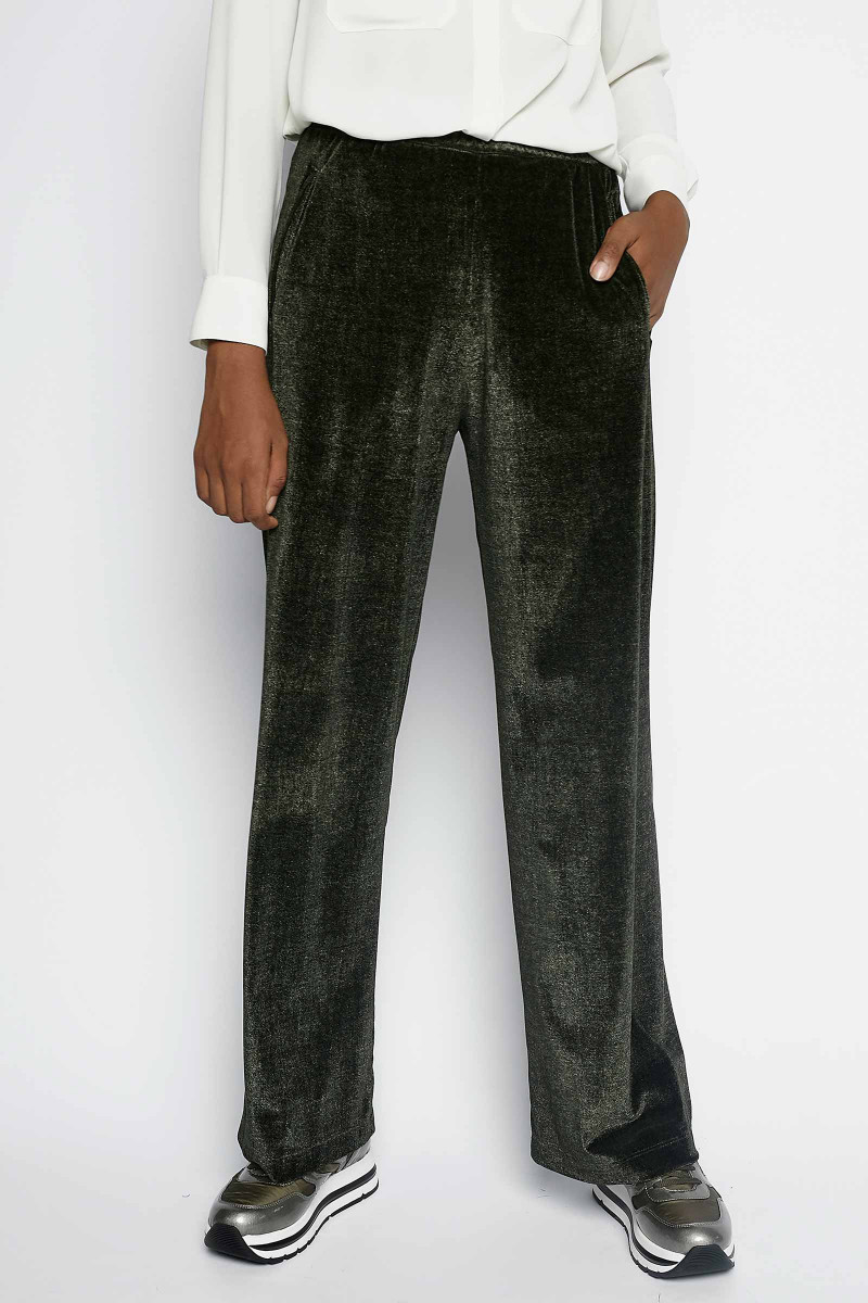 Fénix Green Pants