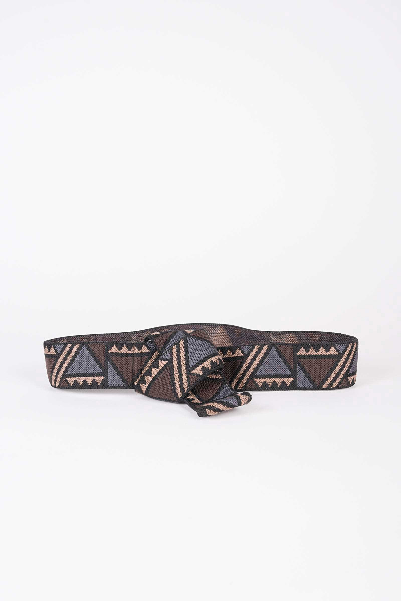 Ethnic Belt  Elisa & Eduardo Rivera