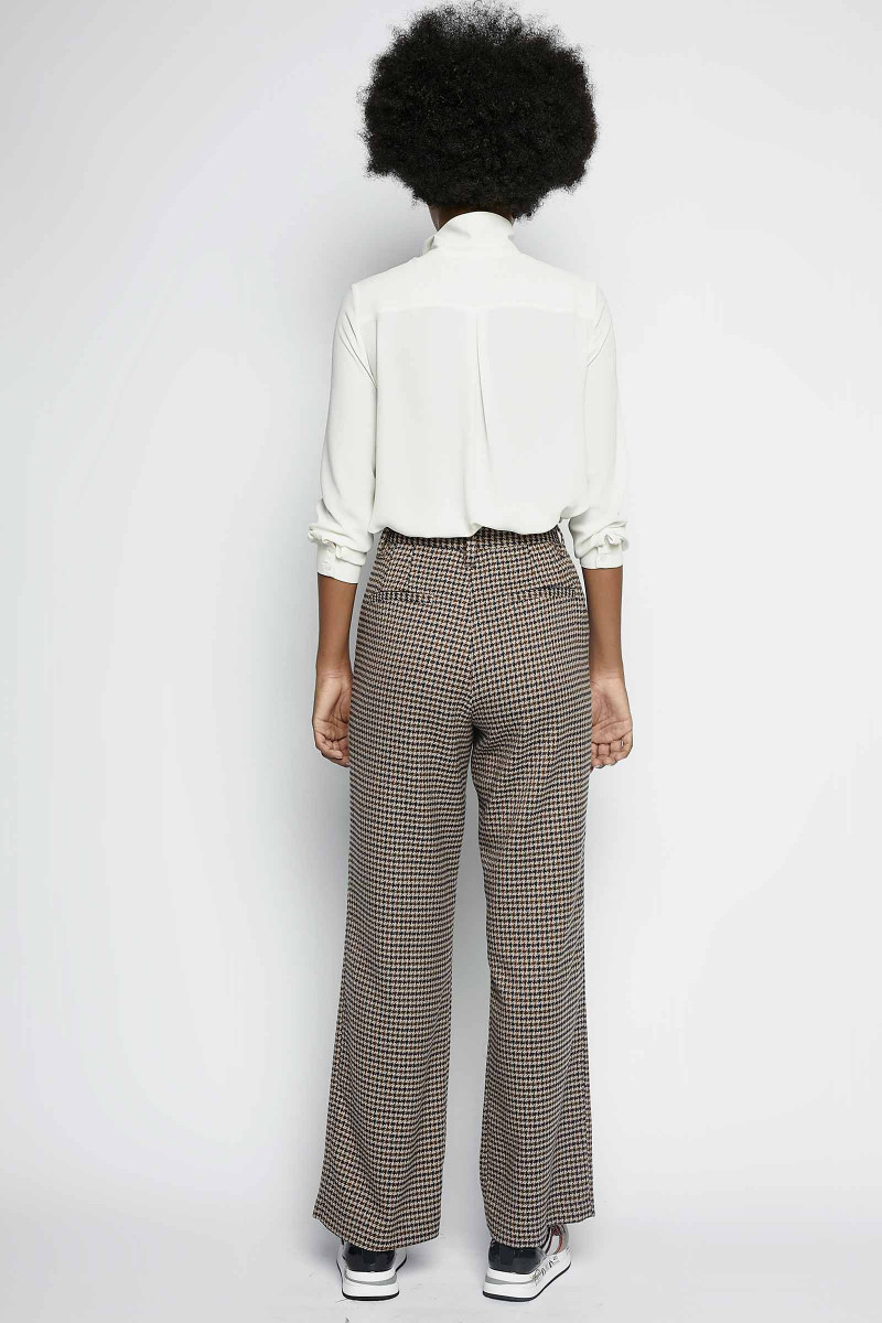 Casiopea Houndstooth Pants