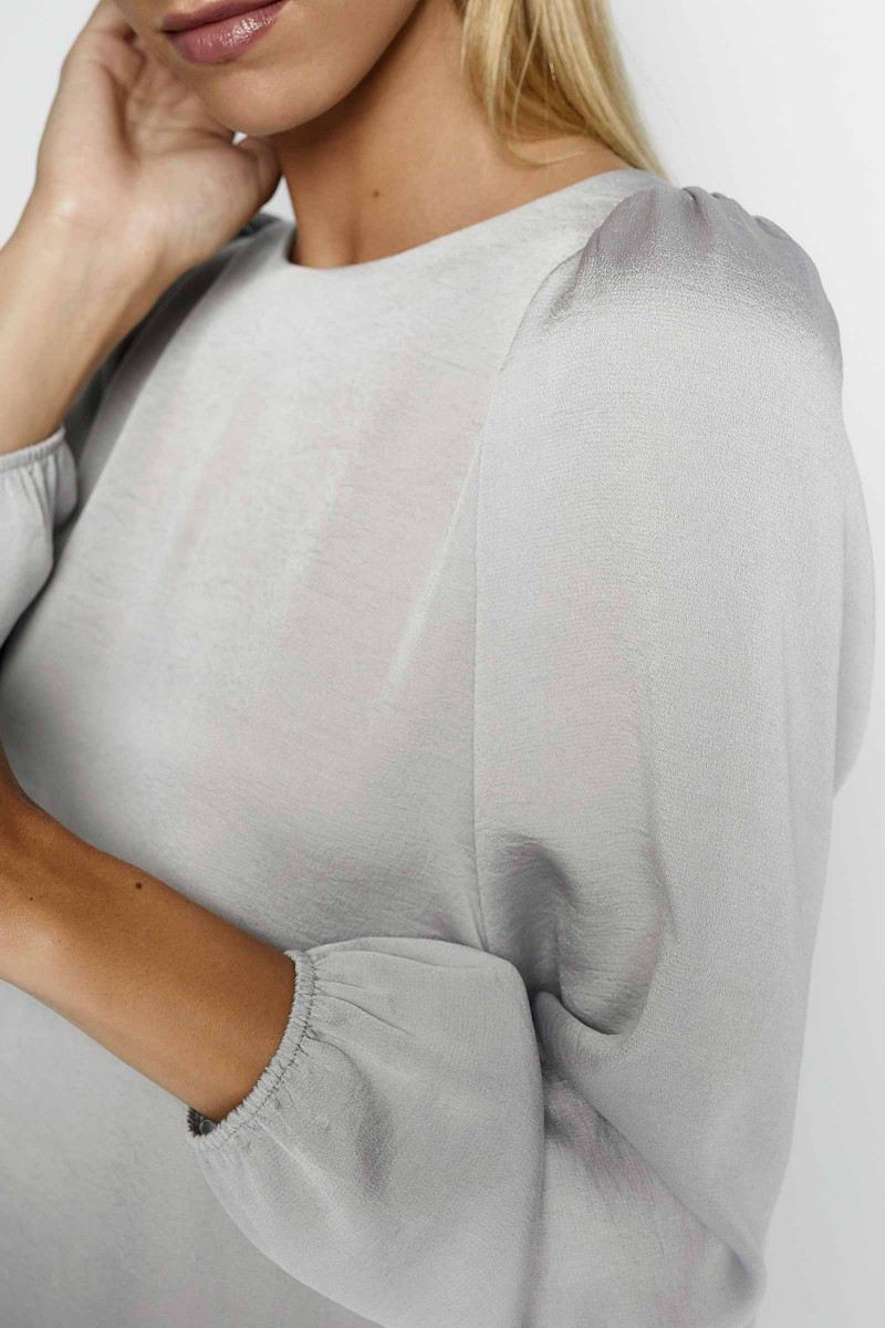 Siroco Gray Blouse
