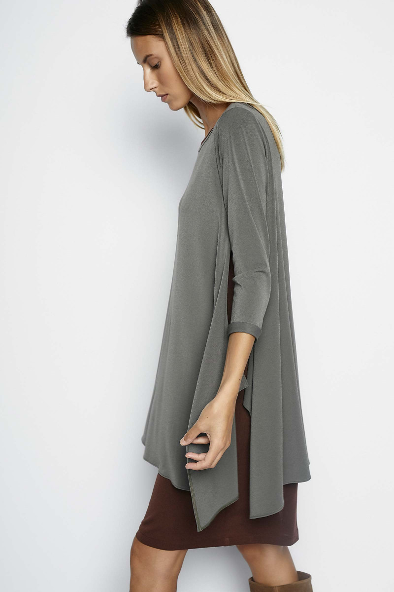 Olmo Gray- Brown Dress