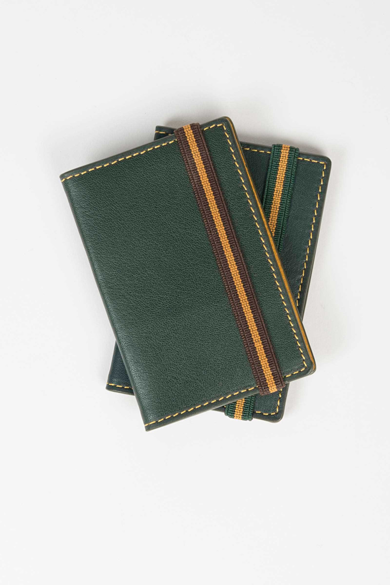 Green Forest Cardholder