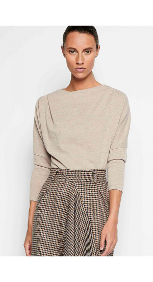 Pale Pink Audry Sweater