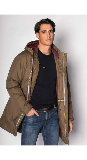 K-way Parka  Eduardo & Elisa Rivera - K-Way