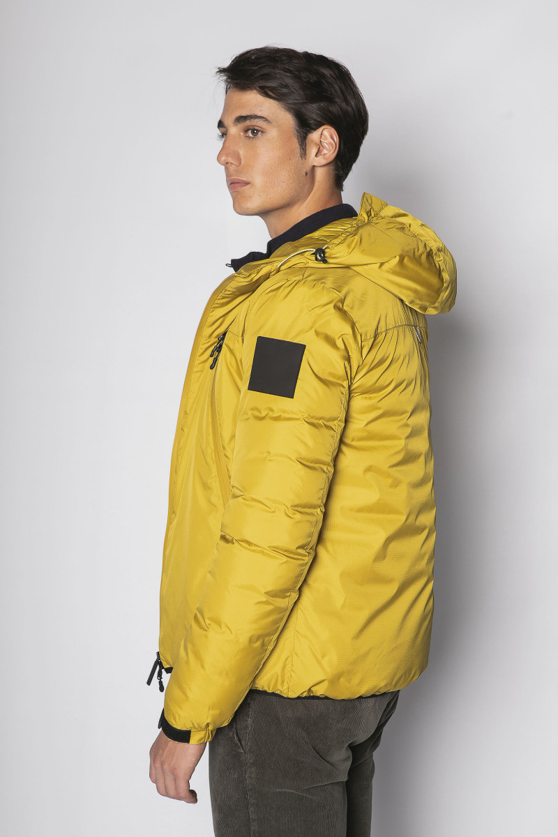 Yellow Parka Outhere Jacket